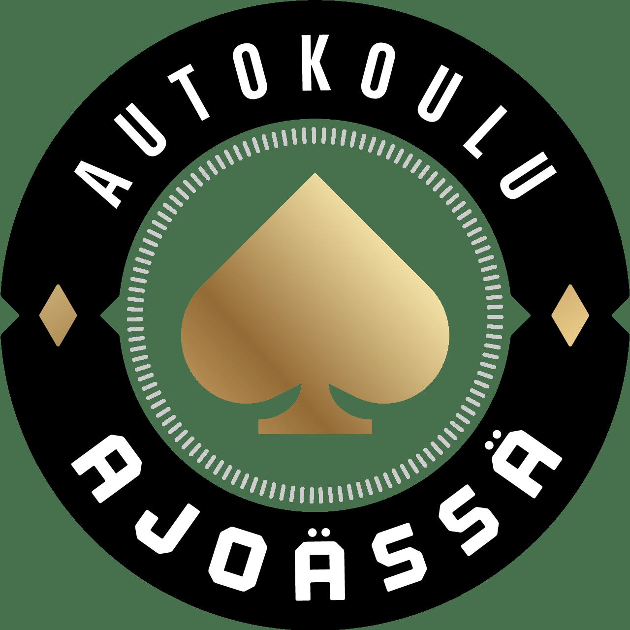 Autokoulu Ajoässä logo